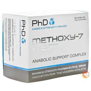 PHD Methoxy-7-Test Review UK