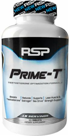 RSP Nutrition Prime-T Review