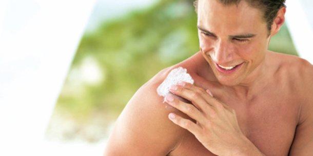 applying testosterone creams