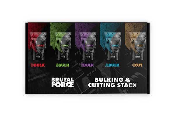 brutal force stack