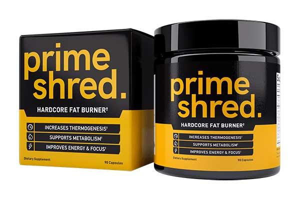 prime shred uk